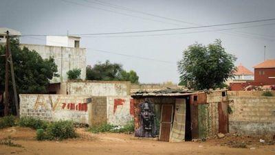 Граффити художница yz - женщины-воины в проекте «amazone»
