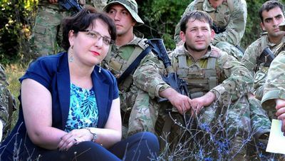 Грузия отказывается от всеобщей воинской повинности
