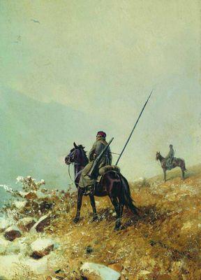 Грузинский петр николаевич художник картины