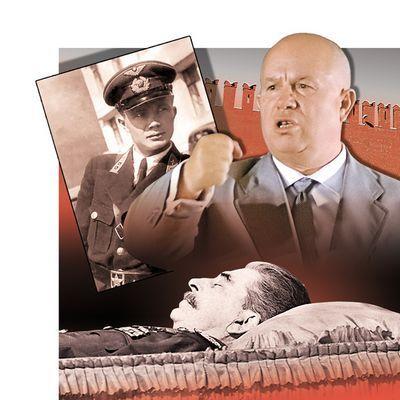 ...Хрущёв мстил мёртвому сталину