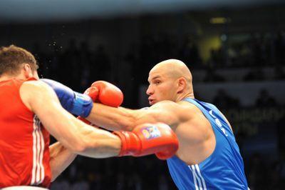 И.дычко и а.ниязымбетов уверенно идут к олимпийским медалям