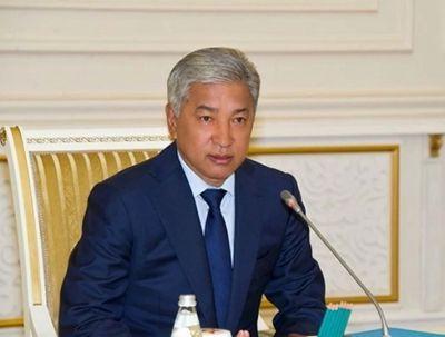 И.тасмагамбетов провел заседание комиссии по отбору кандидатов в ректоры вузов