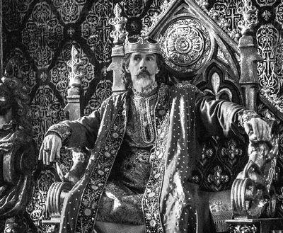 Император в шифере