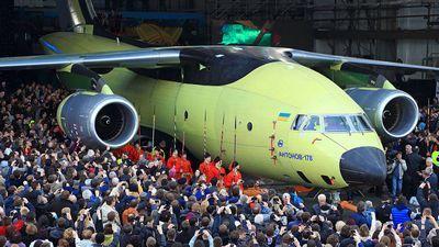 Индия построит военно-транспортный самолет с украиной вместо россии