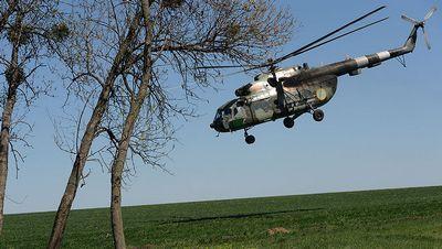Информацию о сбитом украинском вертолете опровергли и в донецке, и в киеве