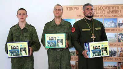 Институт армейских священников в россии пока далек от совершенства
