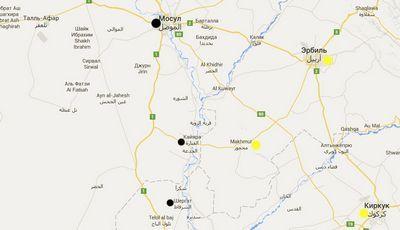 Иракская армия готовится брать подконтрольный иг мегаполис