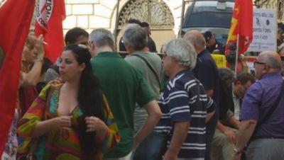 Итальянцы выступили против военной операции в ливии
