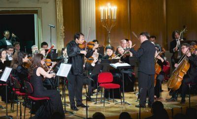 Известный скрипач-виртуоз ержан кулибаев выступит в «астана опера»