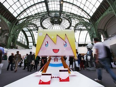 Ярмарка современного искусства fiac в 2015 г может пройти в петербурге