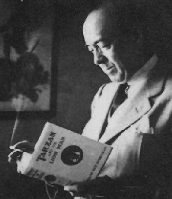 Эдгар берроуз - знаменитый писатель-фантаст