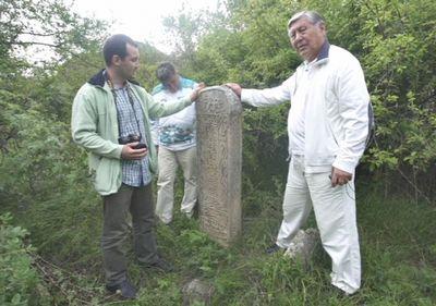 Экспедиция «по следам предков» добралась до кавказа