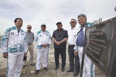 Экспедиция «по следам предков» вернулась в казахстан