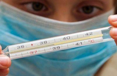 Эпидемия гриппа «косит» украинцев