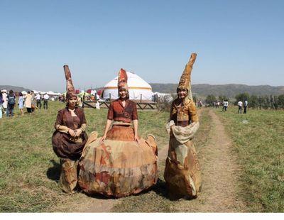 Этно-фестиваль «?лы дала рухы» состоялся в алматинской области