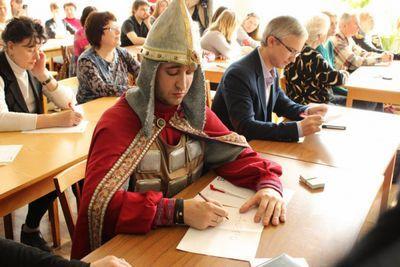 Этнографический диктант выявит уровень знаний россиян