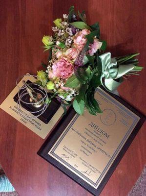 «Юничел» стал обладателем национальной премии «золотое веретено» - «новости челябинска»