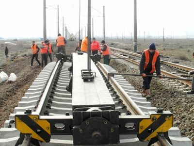 Южнокорейский производитель намерен участвовать в строительстве железных дорог в казахстане