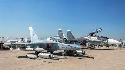 Как готовят летчиков к полетам на истребителях су-30см