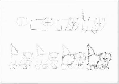 Как научиться красиво рисовать простым карандашом для начинающих поэтапно с нуля