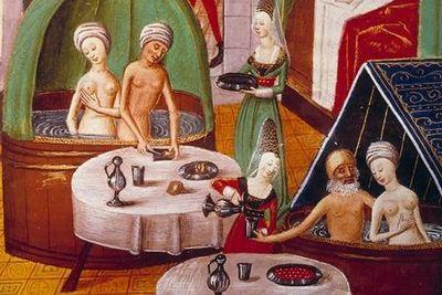 Как научный прогресс отучил запад пользоваться мылом и горячей водой