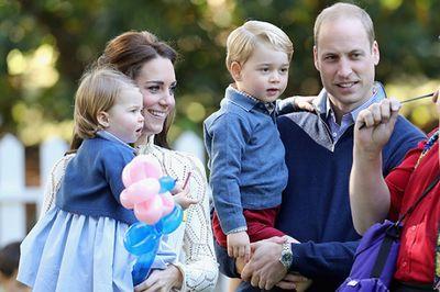 Как проведут рождество кейт миддлтон и принц уильям с детьми