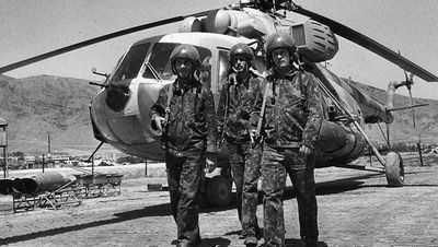 Какую роль сыграла армейская авиация в панджшерской операции в афгане