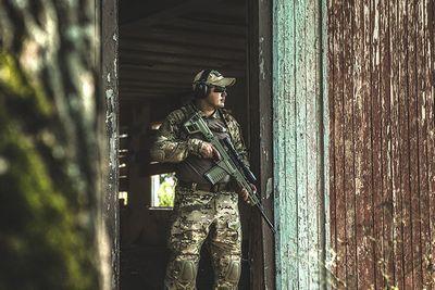 «Калашников» рассказал о своей новой снайперской винтовке свк