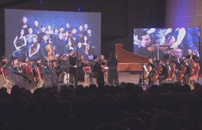 «Камерата казахстана» отметил 20-летний юбилей гала-концертом
