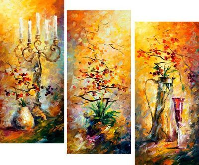 Картины маслом леонида афремова