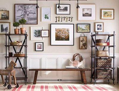 Картины в интерьере. правила размещения картин. где покупать картины?