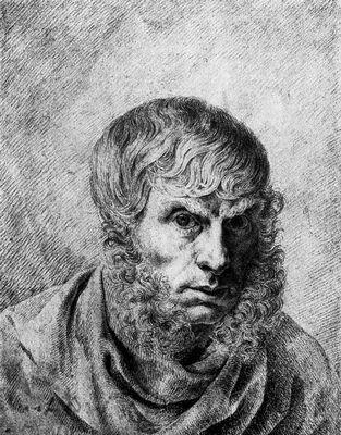 Каспар давид фридрих картины