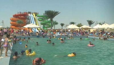 Каспий привлекает туристов со всего мира