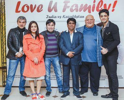 «Казахфильм» подписал договор о сотрудничестве с индийской кинокомпанией