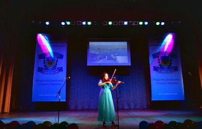 Казахская диаспора приняла участие во всеукраинском фестивале «этнофольклорама»
