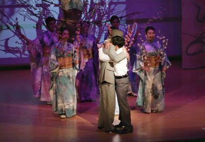 Казахский драматический театр представил свое произведение в японии