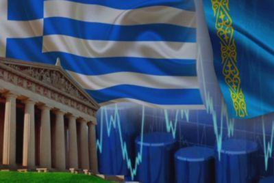 Казахстан для греции – основной партнер в центральной азии