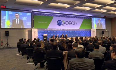 Казахстан достиг впечатляющих результатов во взаимодействии с оэср