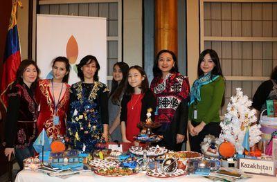 Казахстан принял участие в фестивале шоколада в оон