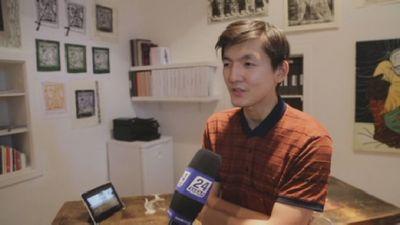 Казахстанские художники перенимают опыт немецких коллег