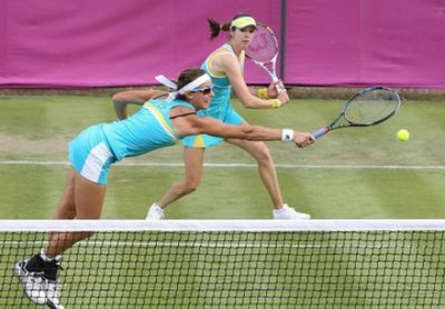 Казахстанские теннисисты завершили выступление на олимпиаде