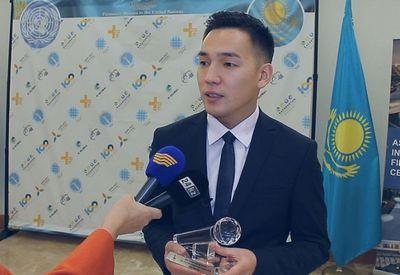 Казахстанский певец завоевал гран-при на фестивале в нью-йорке
