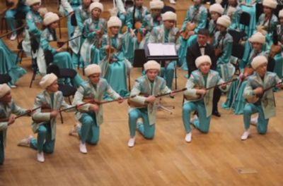 Казахстанским музыкантам аплодировали стоя в словакии