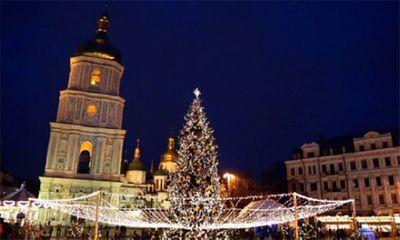 Киев готов встречать новый год