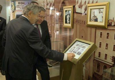 Киновечер «елбасым-ма?танышым» прошел в музее первого президента в темиртау