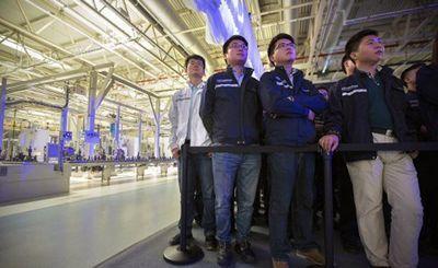 Китай делает масштабные приобретения в германии, и это заставляет немцев нервничать - «экономика»