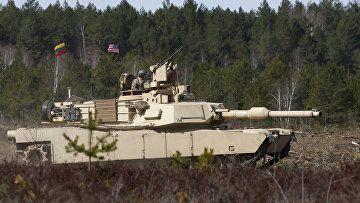 Китай создал танк специально для танкового биатлона в россии