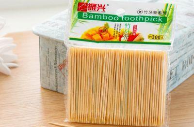 Китайцы не советуют использовать зубочистки китайского производства