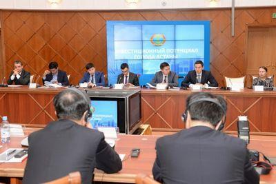 Китайские инвесторы из циндао прибыли в астану