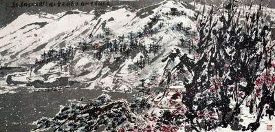 Китайский художник цуй жучжоу картины
